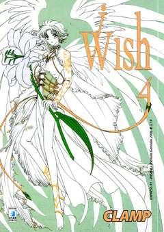 Copertina WISH n.4 - WISH 4, STAR COMICS