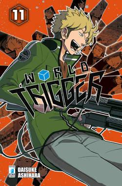 Copertina WORLD TRIGGER n.11 - WORLD TRIGGER, STAR COMICS