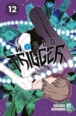 Copertina WORLD TRIGGER n.12 - WORLD TRIGGER, STAR COMICS