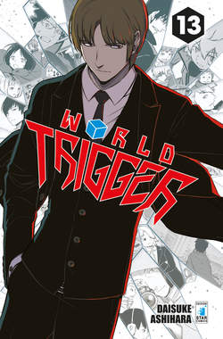 Copertina WORLD TRIGGER n.13 - WORLD TRIGGER, STAR COMICS
