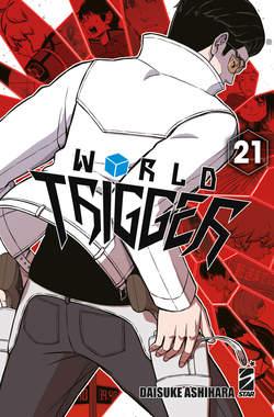Copertina WORLD TRIGGER n.21 - STARDUST 100, STAR COMICS