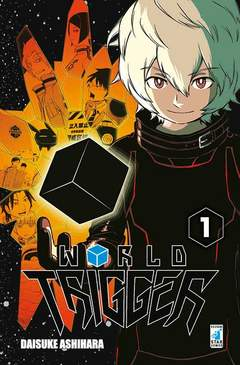 Copertina WORLD TRIGGER n.1 - WORLD TRIGGER, STAR COMICS