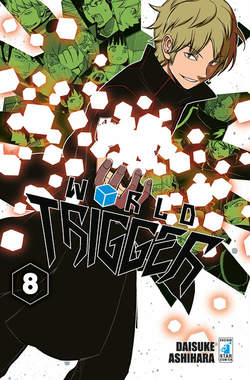 Copertina WORLD TRIGGER n.8 - WORLD TRIGGER, STAR COMICS