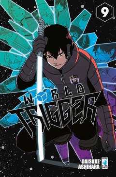 Copertina WORLD TRIGGER n.9 - WORLD TRIGGER 9, STAR COMICS