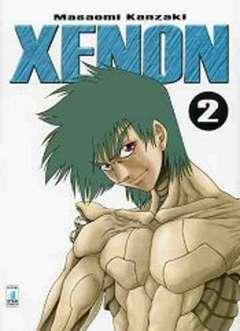 Copertina XENON n.2 - XENON (M4) 2, STAR COMICS