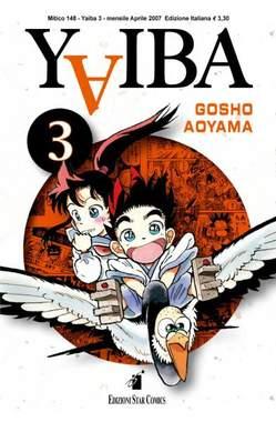 Copertina YAIBA n.3 - YAIBA (m24), STAR COMICS