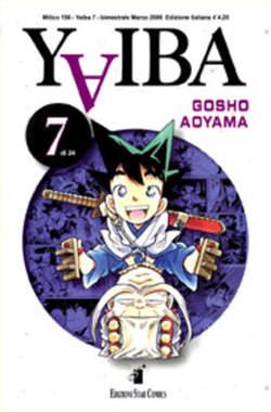 Copertina YAIBA n.7 - YAIBA (m24), STAR COMICS