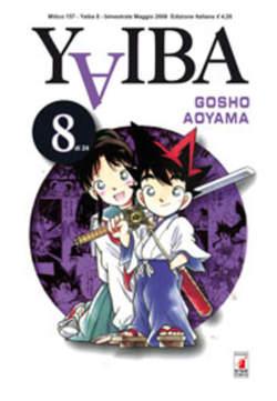 Copertina YAIBA n.8 - YAIBA (m24), STAR COMICS