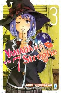 Copertina YAMADA-KUN E LE 7 STREGHE n.3 - YAMADA-KUN E LE 7 STREGHE, STAR COMICS