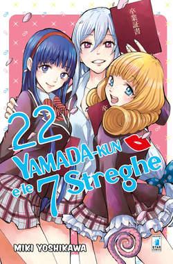 Copertina YAMADA-KUN E LE 7 STREGHE m28 n.22 - YAMADA-KUN E LE 7 STREGHE, STAR COMICS