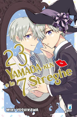 Copertina YAMADA-KUN E LE 7 STREGHE m28 n.23 - YAMADA-KUN E LE 7 STREGHE, STAR COMICS