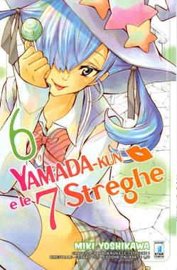 Copertina YAMADA-KUN E LE 7 STREGHE m28 n.6 - YAMADA-KUN E LE 7 STREGHE, STAR COMICS