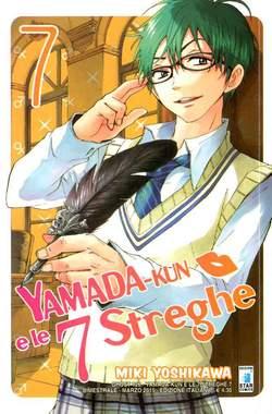 Copertina YAMADA-KUN E LE 7 STREGHE m28 n.7 - YAMADA-KUN E LE 7 STREGHE, STAR COMICS