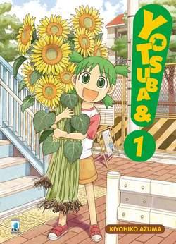 Copertina YOTSUBA&! n.1 - YOTSUBA&! 1, STAR COMICS