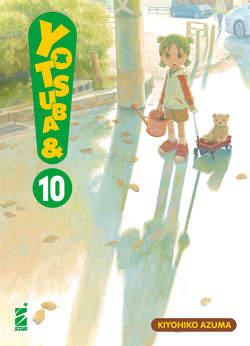 Copertina YOTSUBA&! n.10 - YOTSUBA&! 10, STAR COMICS