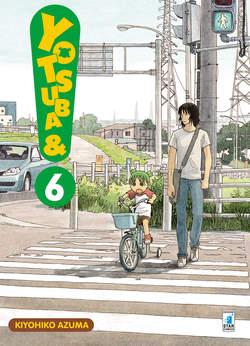 Copertina YOTSUBA&! n.6 - YOTSUBA&! 6, STAR COMICS