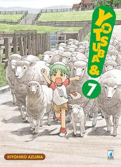 Copertina YOTSUBA&! n.7 - YOTSUBA&! 7, STAR COMICS