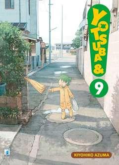 Copertina YOTSUBA&! n.9 - YOTSUBA&! 9, STAR COMICS