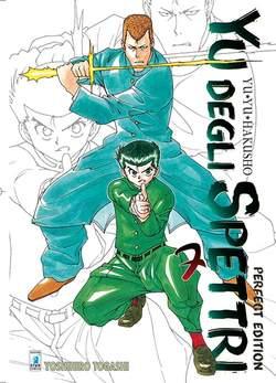 Copertina YU DEGLI SPETTRI Perfect Edition n.7 - YU DEGLI SPETTRI Perfect Edition (m15), STAR COMICS