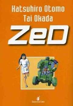 Copertina ZED n.145 - ZED, STAR COMICS