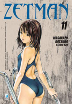 Copertina ZETMAN n.11 - ZETMAN 11, STAR COMICS
