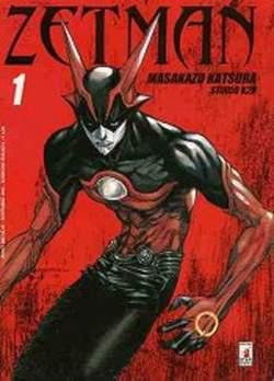 Copertina ZETMAN n.1 - ZETMAN 1, STAR COMICS