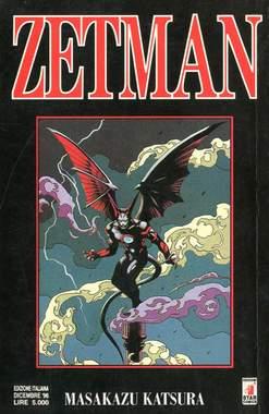 Copertina ZETMAN n.zero - ZETMAN, STAR COMICS