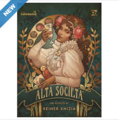 Copertina ALTA SOCIETA' n. - ALTA SOCIETA', SUPERNOVA