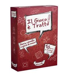 Copertina GIOCO E' TRATTO Pocket n. - IL GIOCO E' TRATTO, SUPERNOVA