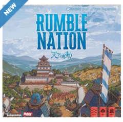 Copertina RUMBLE NATION n. - RUMBLE NATION, SUPERNOVA