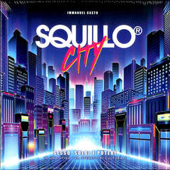 Copertina SQUILLO CITY n. - SQUILLO CITY, SUPERNOVA