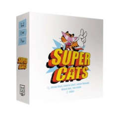 Copertina SUPER CATS n. - SUPER CATS, SUPERNOVA