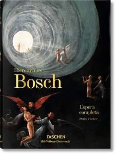 Copertina Bibliotheca Universalis n. - HIERONYMUS BOSCH. L'OPERA COMPLETA, TASCHEN