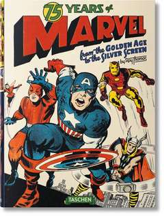Copertina Extra Large n. - 75 YEARS MARVEL COMICS, TASCHEN