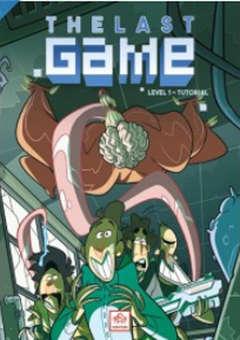 Copertina LAST GAME #1 Variant n. - LEVEL 1 - TUTORIAL - Variant Edition, TATAI LAB