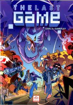 Copertina LAST GAME n.2 - LEVEL 2 - GAMEPLAY, TATAI LAB