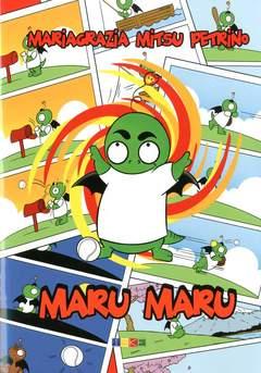 Copertina MARU MARU n.1 - MARU MARU, TEKE ASSOCIAZIONE CULTURALE