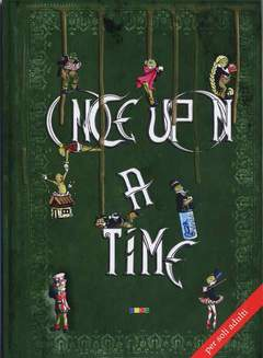 Copertina ONCE UPON A TIME n.2 - ONCE UPON A TIME, TEKE ASSOCIAZIONE