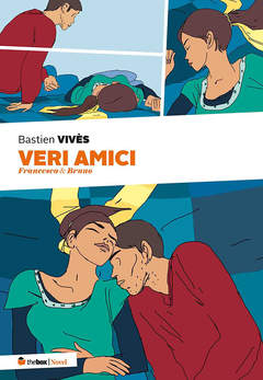 Copertina COLLANA NOVEL n. - VERI AMICI - Francesca & Bruno, THE BOX