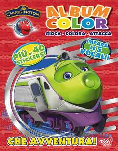 TOYS2 EDIZIONI - CHUGGINGTON ALBUM COLOR