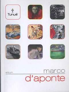 Copertina Album n.15 - Marco D'Aponte, TUNUE