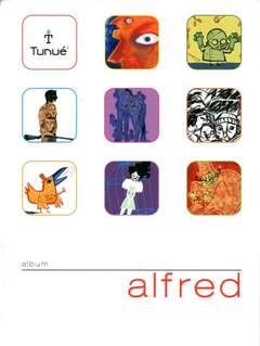 Copertina Album n.2 - Alfred, TUNUE