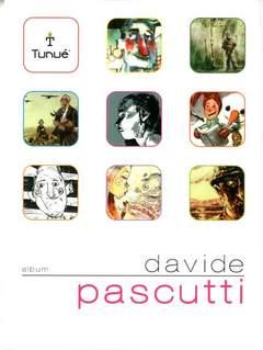 Copertina Album n.9 - Davide Pascutti, TUNUE