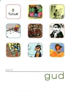 Copertina Album n.5 - Gud, TUNUE