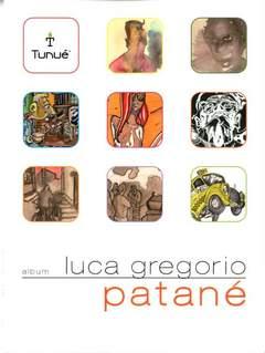Copertina Album n.6 - Luca Patané, TUNUE
