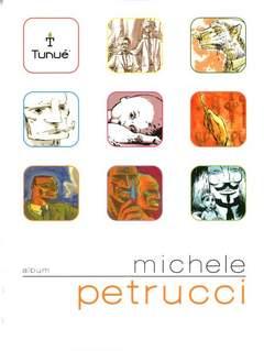 Copertina Album n.3 - Michele Petrucci, TUNUE