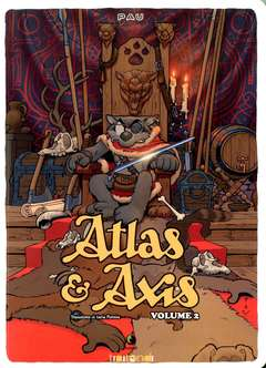 Copertina ATLAS & AXIS n.2 - ATLAS & AXIS, TUNUE