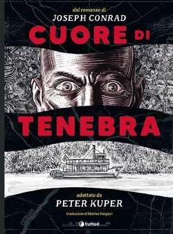 Copertina CUORE DI TENEBRA n. - CUORE DI TENEBRA, TUNUE