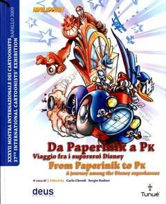Copertina EXTRA n.1 - DA PAPERINIK A PK, TUNUE