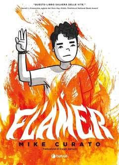 Copertina FLAMER n. - FLAMER, TUNUE
